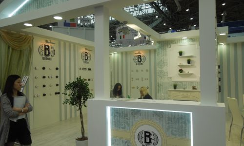 Производство алюминиевых выставочных стендов в Москве
